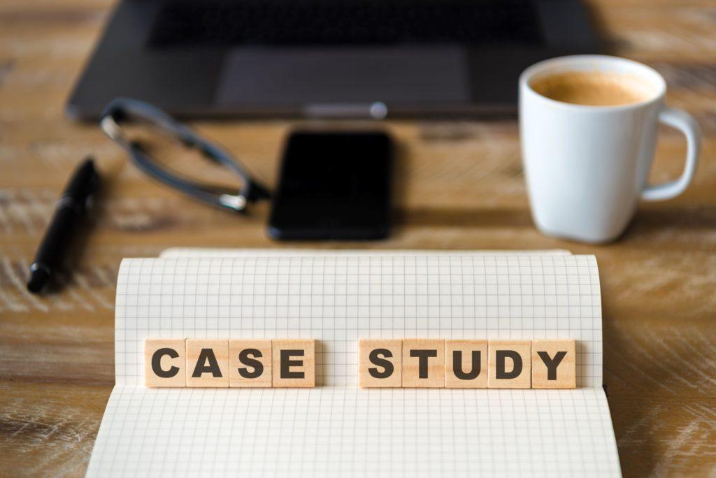 Case Study on Notebook